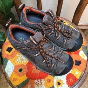 Keen Targhee II Hiking Shoes Size US 7 UK 39.5